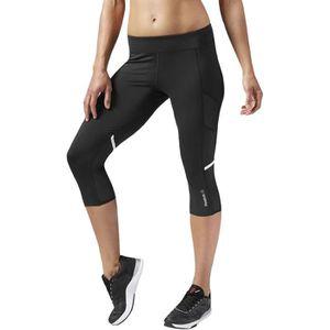 Reebok Femme Adulte Running fitness anti-humidit  collants de running -  noir - 06cb29955e4