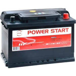 BATTERIE VÉHICULE Batterie voiture P-Start 70-600/0 12V 70Ah +D - Ba