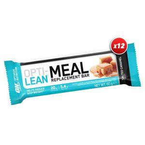 REPAS DÉSHYDRATÉ OPTIMUM NUTRITION 12 Barres Meal Replacement Bar C