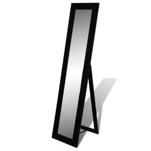 Armoire bijoux miroir pied - Achat / Vente pas cher