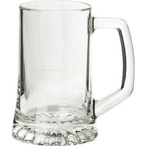 Verre à bière - Cidre Lot de 6 Chopes à bière Stern en verre - 50 cl