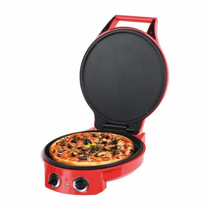 DOMOCLIP DOC118A Four à pizza – Ø30 cm