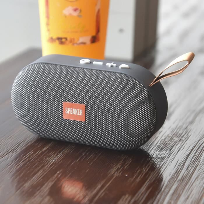 Portable Extérieur Sans Fil Bluetooth 4.2 Tf Haut-parleur Pour Smartphone Orateur 646