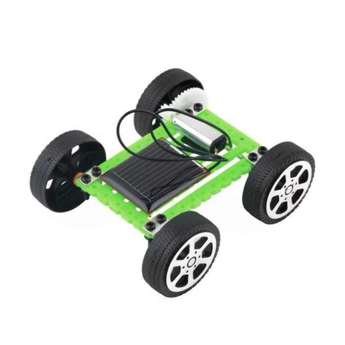 Solaire Pcs Jouet Meilleur Gadget Hobby Cadeau Pour Kit 1 Voiture Les Mini Enfants Éducatifs 3R5LqAj4