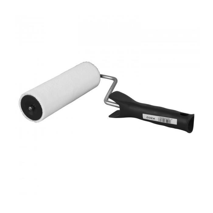 ROULEAU DE PEINTURE Rouleau laqueur 180 mm avec monture