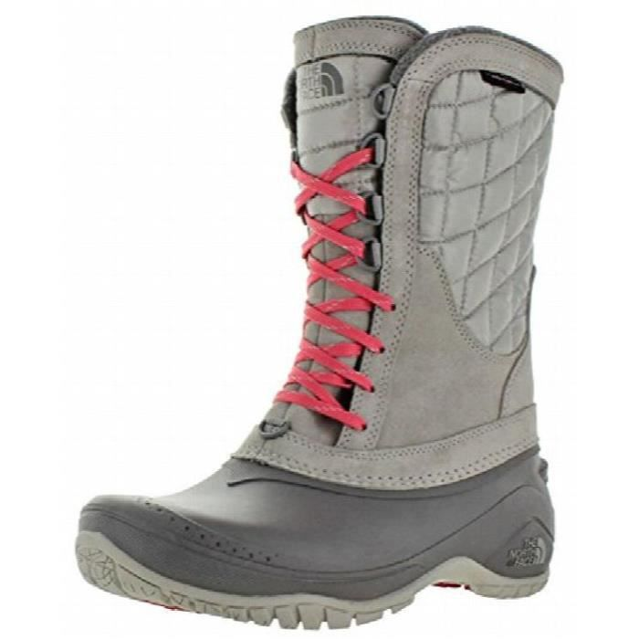 49fe8b6f69 THE NORTH FACE Thermoball utilitaire Boot Mid L96JZ Taille-36 Gris ...