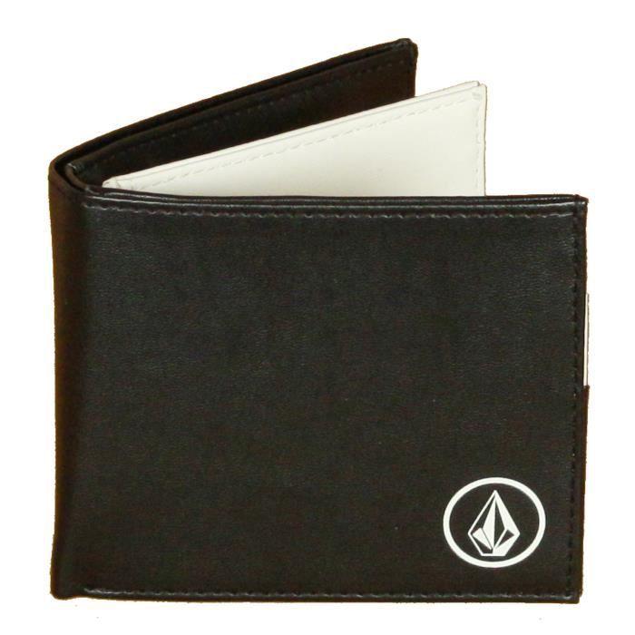 remise chaude nouveaux produits pour plutôt cool Volcom Porte-monnaie avec CC, note et Coin ~ Corps noir ...