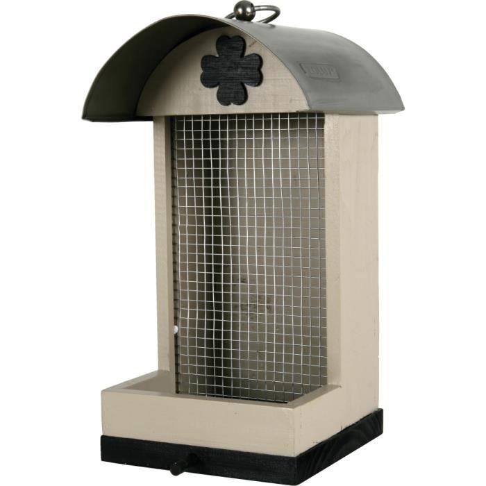 mangeoire pour oiseau les cabanes et mangeoires oiseaux mangeoire pour oiseau plus de vues. Black Bedroom Furniture Sets. Home Design Ideas