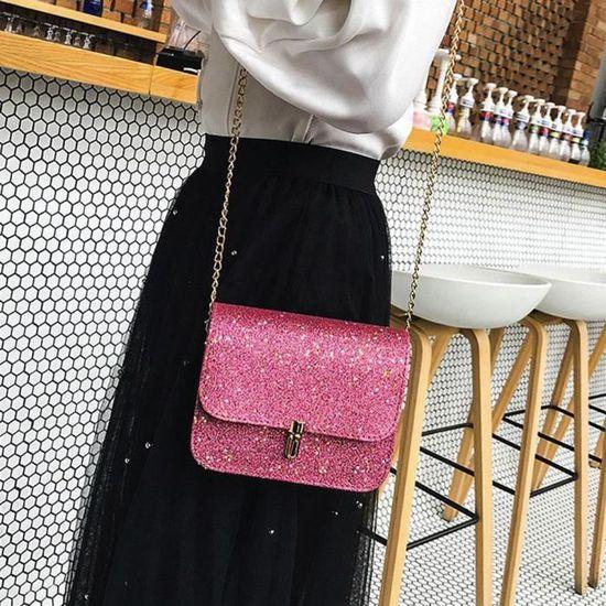 Sac Mode Pour Féminine Chaîne Messenger Bling Cooldiscovere358 à Main Bandoulière épaule Dames Sacs vvafxwqrZ