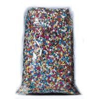 BÂTON - ÉPÉE - BAGUETTE Sac de confettis de 10 kg - multicolores - Fete -