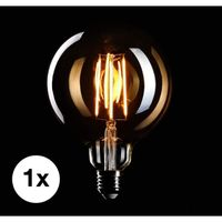 AMPOULE - LED CROWN LED Ampoule Edison culot à vis E27, utilisab
