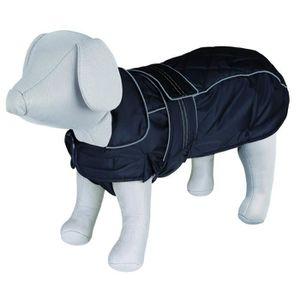 TRIXIE Manteau Rouen S?M: 43 cm noir pour chien