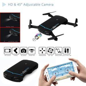 DRONE Caméra HD 720P Pliable Drone Wifi FPV Control App