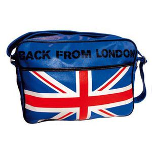 BESACE London LONDRES Besace Sac SAC REPORTER r6qwYr