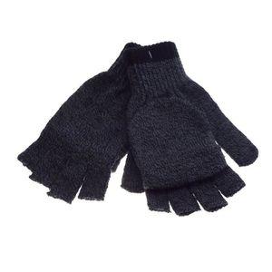 GANT - MITAINE Mitaine avec rabat moufle - Adulte - Gris chiné - 6eba8e255ed
