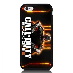 coque iphone 6 call of duty silicone