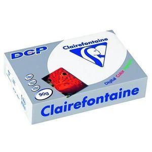 PAPIER IMPRIMANTE 500 feuilles A4 - 90g - Blanc - DCP Clairefontaire