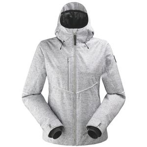BLOUSON MANTEAU DE SPORT Veste De Ski Eider Sparkle Print 2.0 Gris Femme 43574c75b9c