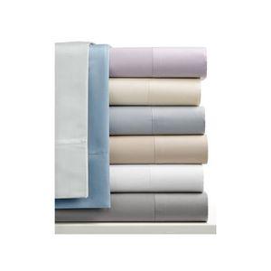 DRAP PLAT 4 Parure de drap, Satin de Coton 250 fils/cm², 100