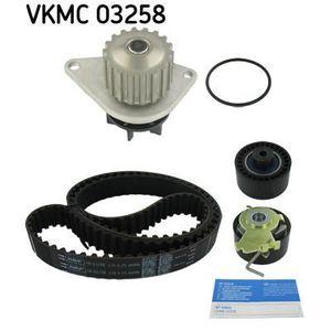 KIT DE DISTRIBUTION SKF Kit de distribution + pompe à eau VKMC 03258