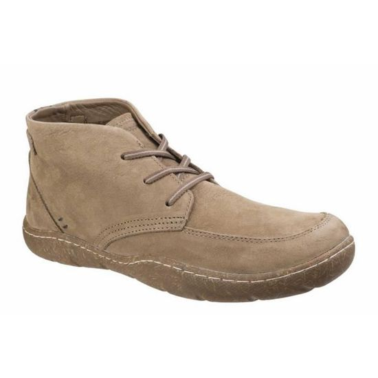 Finnian Taupe Hush Montantes Homme Achat Baskets Puppies Beige WE9YD2HI