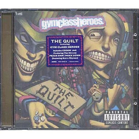 The Quilt By Gym Class Heroes Achat Cd Cd Varit Internat Pas