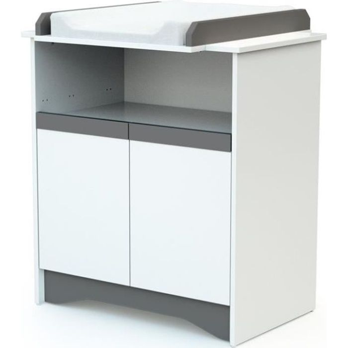 AT4 Cotillon Commode - Taupe