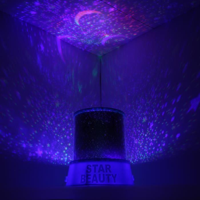 Projecteur Lumière Cosmos Ciel Étoilé Cadeaux Master Nova Lampe Star Noël Led Étonnante TclFK3uJ1