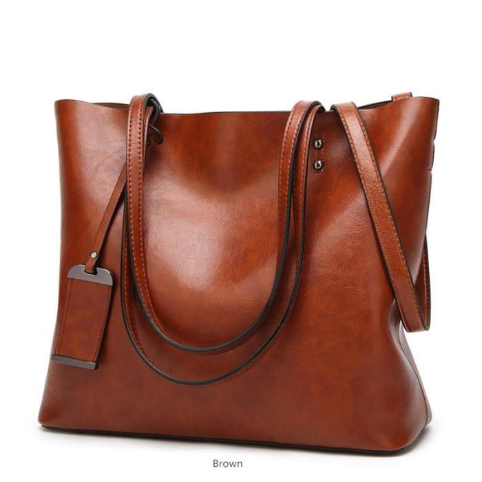 sac à mainFemmes Designer grande capacité Mode Lady Crossbody Sac Bolsas-2144