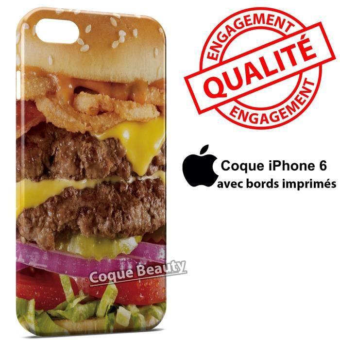 coque iphone 6 emburger