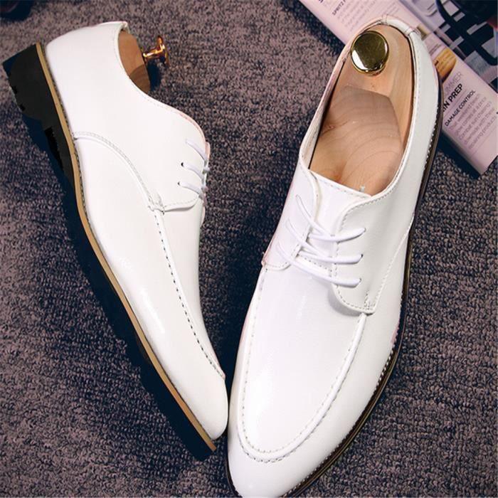 Chaussure Homme de casualen cuir