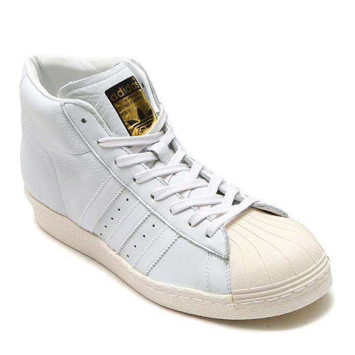 Chaussure Originals PRO MODEL VINTAGE DELUXE Blanc S75031