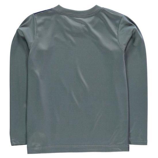 Psg Gris Longue Nike Couleur Tee Junior Manche Enfant Shirt 0qC1HP