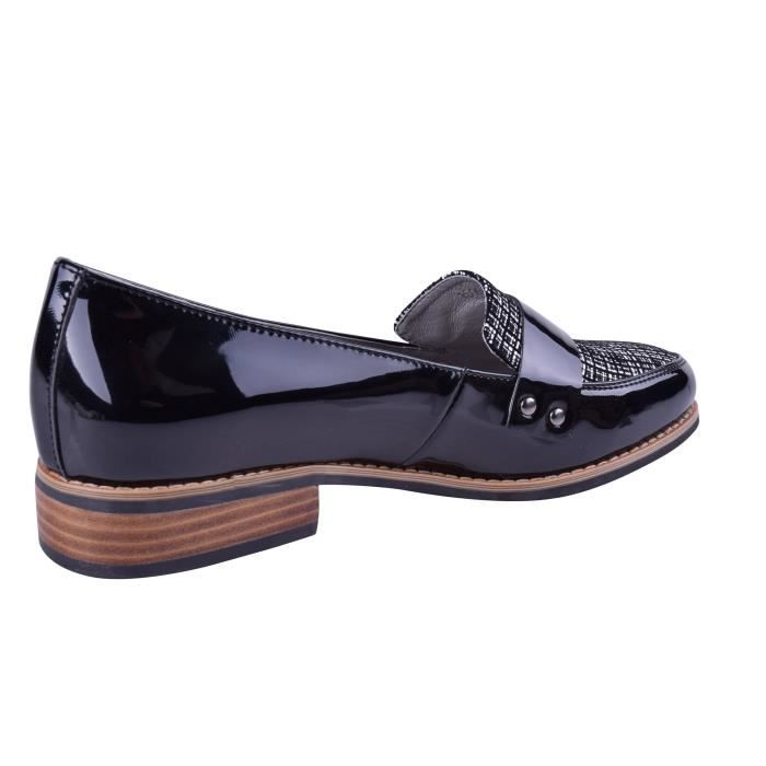 Size 9-13 Leather Slip-on Loafers Elegant Comfortable Dress Flat Shoes Wide ZGPCX Taille-43 VVBDPaXcK8