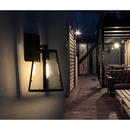 Lampe De Chevet Vintage Living Room Applique Murale Etanche Sans