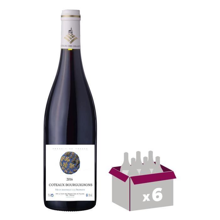Côteaux Bourguignons - 75 clVIN ROUGE