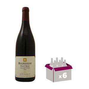 VIN ROUGE DOMAINE DE LA CITADELLE 2016 Bourgogne Pinot Noir