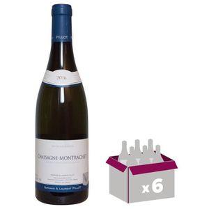VIN BLANC Fernand & Laurent Pillot 2016 Chassagne-Montrachet
