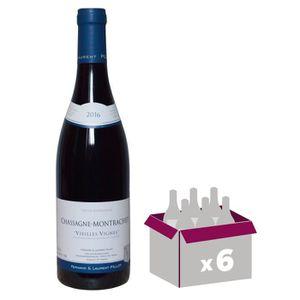 VIN ROUGE Fernand & Laurent Pillot 2016 Chassagne-Montrachet
