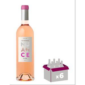 VIN ROSÉ NUANCE DE GRIS 2016 Vin du Languedoc - Rosé - 75 c