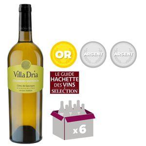 VIN BLANC Villa Dria Vin blanc des Côtes de Gascogne Colomba