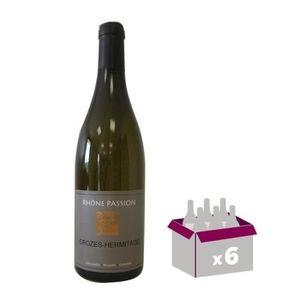 VIN BLANC Les Vins de Vienne Rhône Passion Crozes Hermitage
