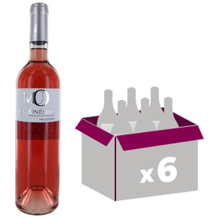 VIN ROSÉ Mas Onesime 2016 Faugères - Vin rosé du Languedoc-