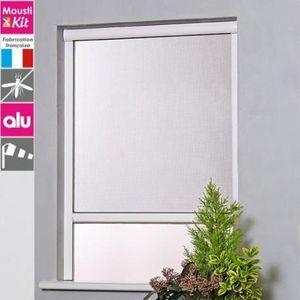 MOUSTIQUAIRE OUVERTURE Moustiquaire enroulable en aluminium pour fenêtre