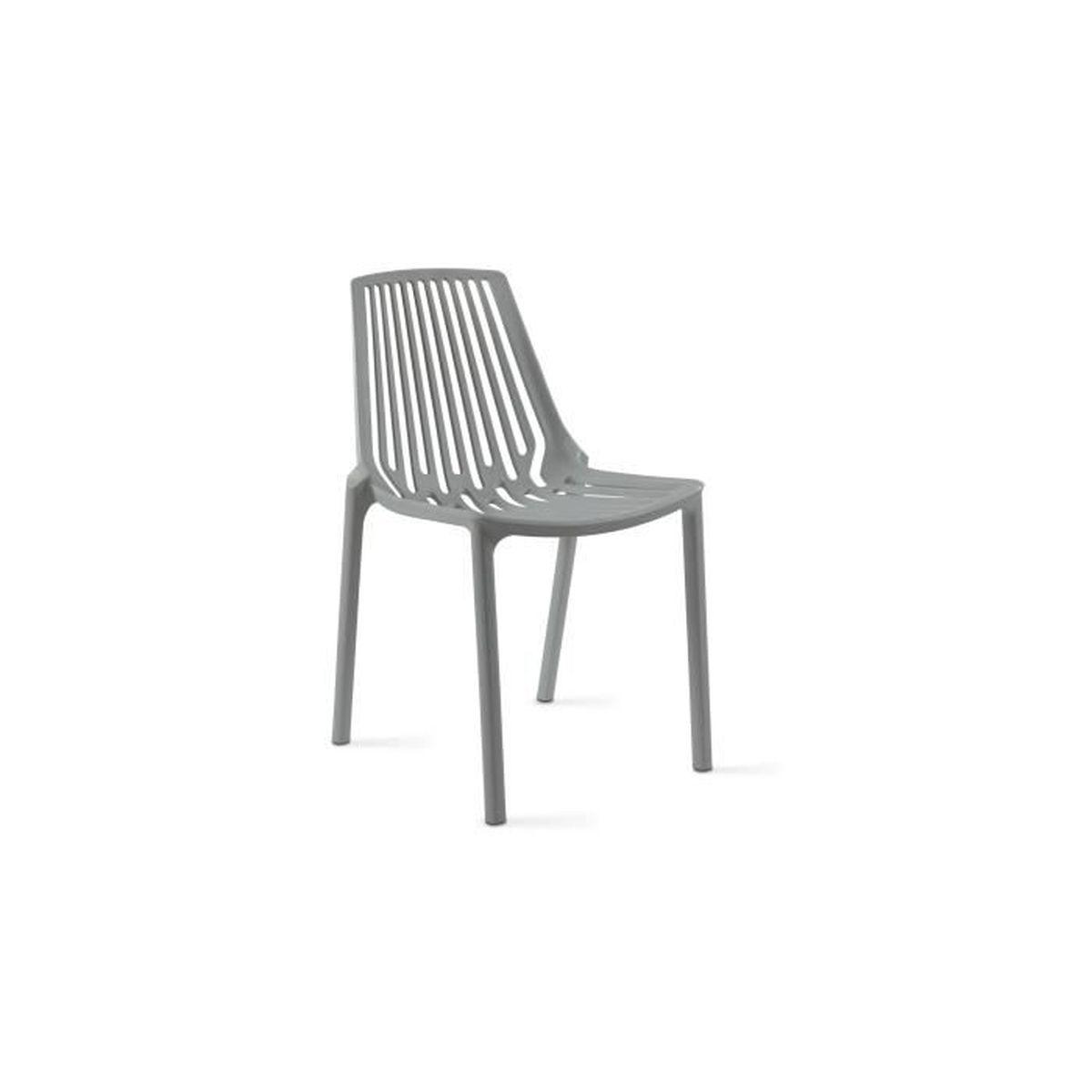 chaise plastique jardin achat vente chaise plastique jardin pas cher soldes d s le 10. Black Bedroom Furniture Sets. Home Design Ideas