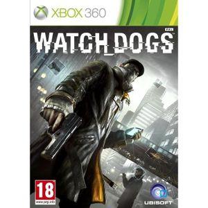 JEU XBOX 360 Watch Dogs Jeu XBOX 360