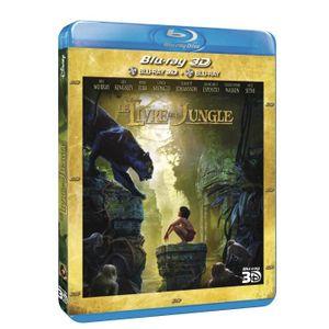BLU-RAY FILM Blu-ray 3D Le Livre de la jungle