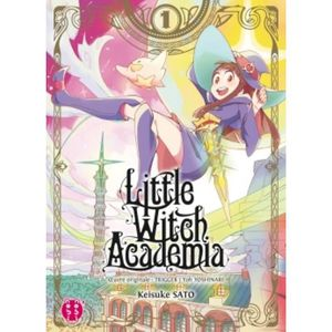 JEU MAGIE Little Witch Academia Tome 1