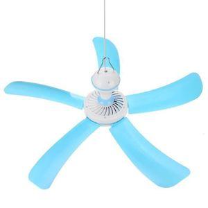 VENTILATEUR DE PLAFOND TEMPSA 71 CM Ventilateur de Plafond Anti-moustique