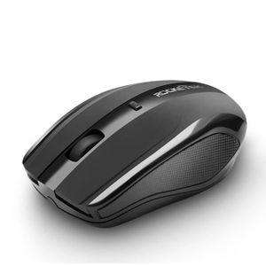 SOURIS USB Sans Fil MIni Souris 1600 DPI 4 boutons ergono